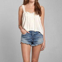 Embroided Rayon Cami