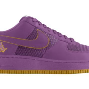 Nike Air Force 1 Low iD Custom Boys' Shoes 3.5y-6y - Purple