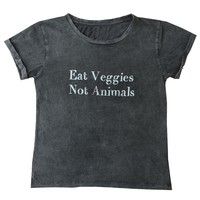 Eat Veggies T-Shirt
