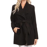 Knotty By Nature Jacket | Black