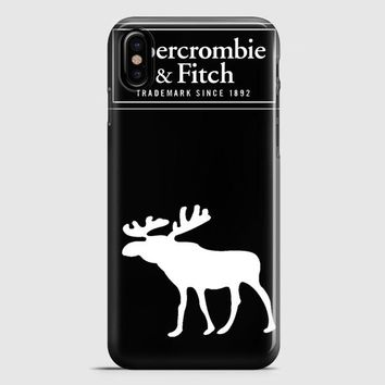 Abercrombie & Fitch iPhone X Case | casescraft
