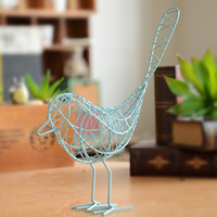 Pastoral Style Decoration Gifts Simple Design Iron Home Decor = 5893832769