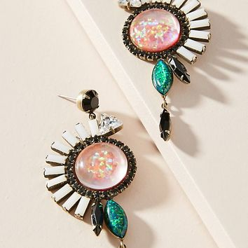 Mandela Drop Earrings