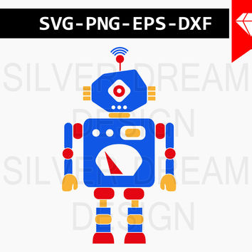 cute robot svg, toys svg, robot Onesuit svg, baby shower gift, robot lover svg, svg files for silhouette cameo, cut files, cricut downloads