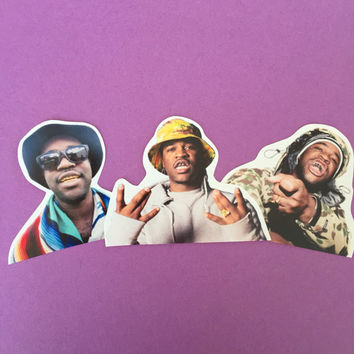 ASAP Ferg Sticker Set