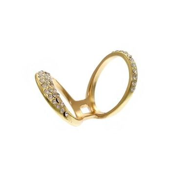 """""""DOUBLE STACK"""" RING"""