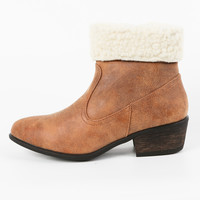 Counting Sheep Ankle Boot