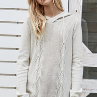Hurley Cody Hooded Pullover Sweater at PacSun.com