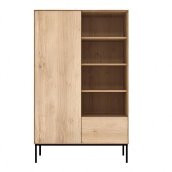 Ethnicraft Oak Whitebird Cupboard