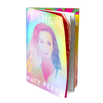 Katy Perry PRISMATIC World Tour Book