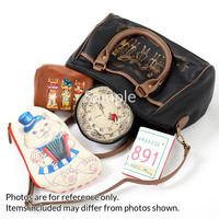 [TOM Exclusive] FLAPPER Bag & Accessory Starter Lucky Bag - 5 Items
