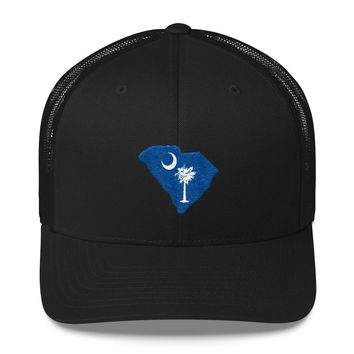 South Carolina - Tree & Moon Hat