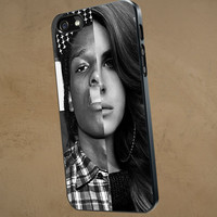 Magazine Asap Rocky Lana Del Rey for iPhone 5 Black Case - NRT