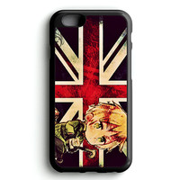 Hetalia England Art iPhone 4s iphone 5s iphone 5c iphone 6 Plus Case | iPod Touch 4 iPod Touch 5 Case