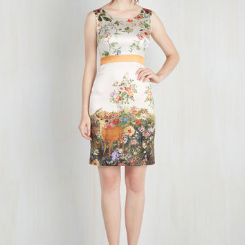 Chorus in the Forest Dress | Mod Retro Vintage Dresses | ModCloth.com