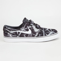 Nike Sb Zoom Stefan Janoski Ac Mens Shoes Black/White  In Sizes