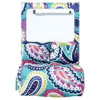 Gear-Up Pool Paisley Dry Erase With Removable Large Pouch