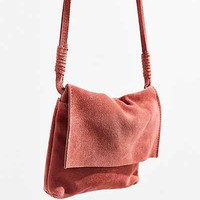 Reba Suede Crossbody Bag - Urban Outfitters