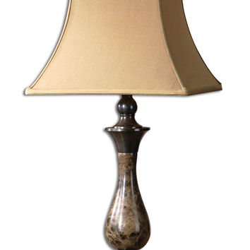 Uttermost Fenton Marble Table Lamp - 26914