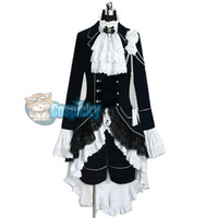 Commission Request Black Butler - Ciel Phantomhive Cosplay Costume CP152632