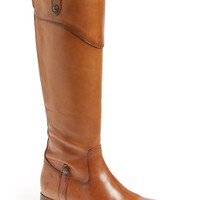 Frye 'Melissa' Knee High Leather Tab Boot
