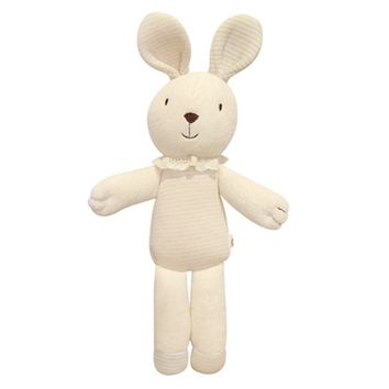 Chou Chou The Bunny Organic Cotton Lovey Toy - Small