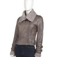 Marc New York by Andrew Marc - Faux-Shearling Jacket - Last Call