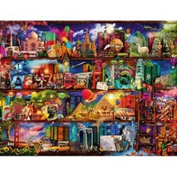 Ravensburger World of Books Jigsaw Puzzle - Puzzle Haven