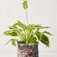 Chenille Planter Holder | Urban Outfitters