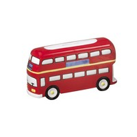 Double Decker Bus Coin Piggy Bank