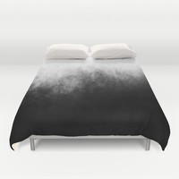 Abstract IV Duvet Cover by Morenina