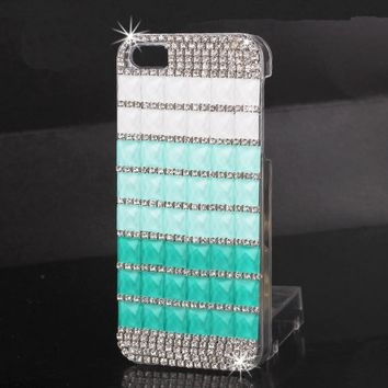 Bling Bling Rhinestones Case for iPhone