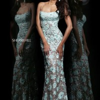 Sherri Hill Dress 11125 at Prom Dress Shop