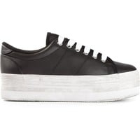 Jeffrey Campbell 'Zomg' platform sneakers