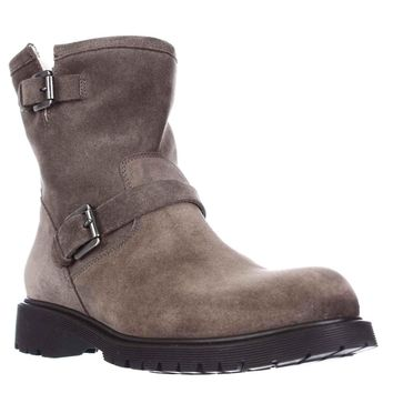 La Canadienne Hayes Shearling Lined Winter Boots, Stone, 10 US