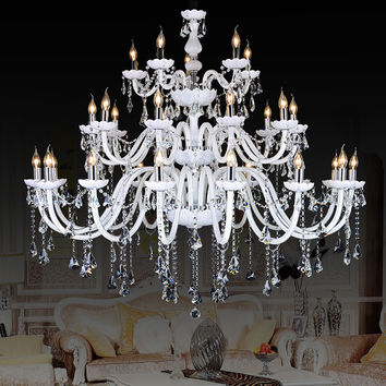 Crystal Large Chandeliers Contemporary Lampshades 30 Antique Brass Kristall Kronleuchter Bohemian Crystal Chandelier 18 Lighting