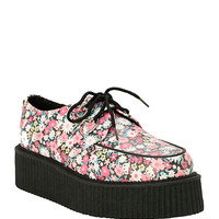 T.U.K. Hello Kitty Daisy Mondo Creepers