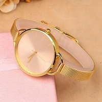 Retro Alloy Watch Business Watches Wrist Watch
