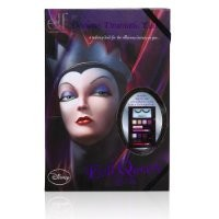 ELF Collections Disney Villainous Villains Makeup Book - Limited Edition Evil Queen