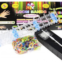 DIY Loom Bands Kit, Kids Can Make Their Own Bracelets & More