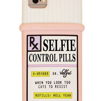 Selfie Control 3D iPhone Case
