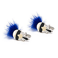 Fendi - Fur Karl Cuff Links - Saks Fifth Avenue Mobile