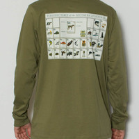 Southern Point - Periodic Table: Southern Sportsman L/S
