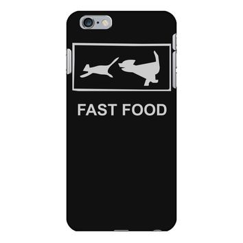 fast food funny iPhone 6 Plus/6s Plus Case