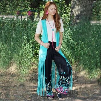 Picking Wildflower Pant By Crazy Train