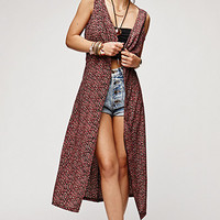 Saltwater Gypsy Vintage Floral Duster Dress at PacSun.com