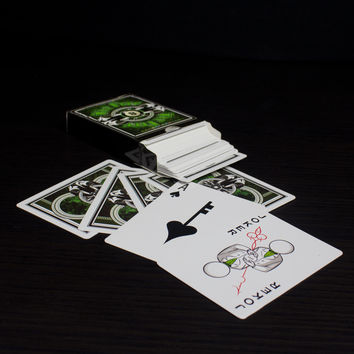 Welovefine:The Felt Playing Cards