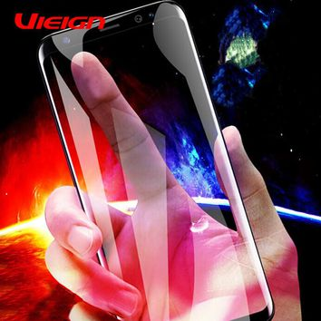 VIEIGN 3D Curved Full Tempered Glass For Samsung Galaxy S8 Plus Screen Protector Film Cover Explosion-proof For Samsung S8 Note8