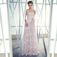 Charlotte wedding gown by Mira and Lihi Zwillinger