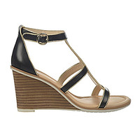Original Collection by Dr. Scholl's® Jacobs T-Strap Wedge Sandals